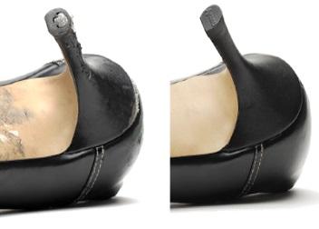 Ремонт обуви набойки