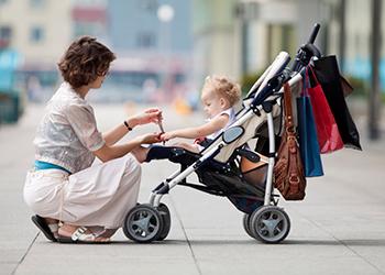 Ремонт детских колясок